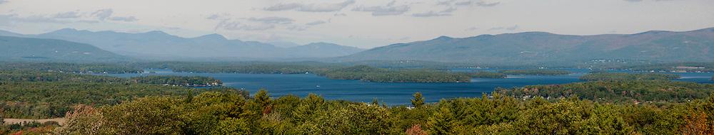 Lakes Region of New Hampshire September , 2010.