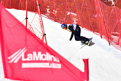 DUNAND Sebastien, SB-UL FRA, Snowboard Cross at the WPSB_2019 Para Snowboard World Cup, La Molina, Spain