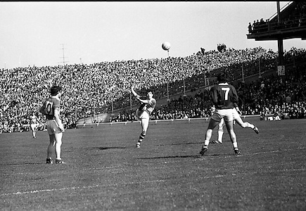 Minor Football Final, Galway v Kerry.27.09.1970