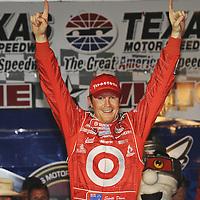 2008 INDYCAR RACING TEXAS