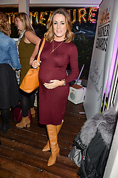 NATALIE PINKHAM at a party to celebrate the new partnership of Maids to Measure with Touker Suleyman held in The Winter Marquee, Home House, 20 Portman Square, London on 2nd March 2016.