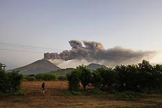 DEC 26 2012 San Cristobal volcano