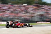 September 4-7, 2014 : Italian Formula One Grand Prix - Kimi Raikkonen (FIN), Ferrari