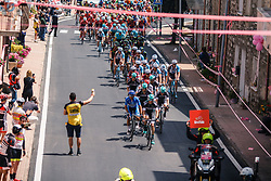 2017 Giro d'Italia Stage 2, Olbia - Tortoli