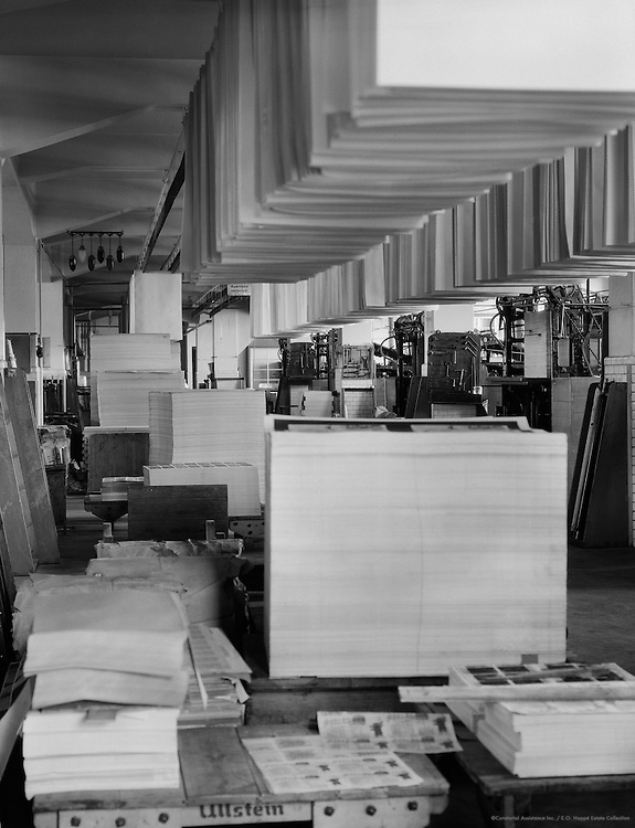 Stacks of Paper, Ullstein Verlag, Berlin, 1928