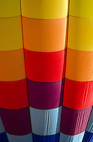 Detail of 'Aerloon,' Crown of Maine Balloon Fair, Presque Isle, Maine.