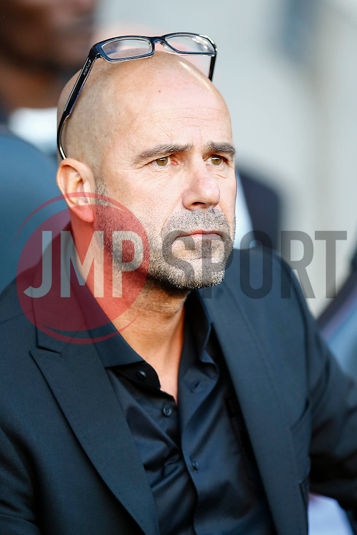 Vitesse Arnhem manager Peter Bosz - Mandatory by-line: Jason Brown/JMP - Mobile 07966386802 - 31/07/2015 - SPORT - FOOTBALL - Southampton, St Mary's Stadium - Southampton v Vitesse Arnhem - Europa League