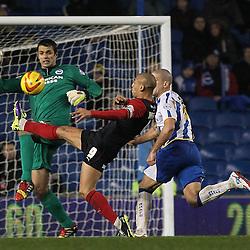 Brighton v Huddersfield | Championship | 21 December 2013