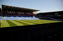 General views inside the stadium - Mandatory by-line: Nizaam Jones/JMP - 21/04/2019 -  FOOTBALL - Cardiff City Stadium - Cardiff, Wales -  Cardiff City v Liverpool - Premier League