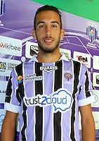 Florian TARDIEU - 17.09.2013 - Photo Officielle Istres - Ligue 2<br /> Photo : Icon Sport