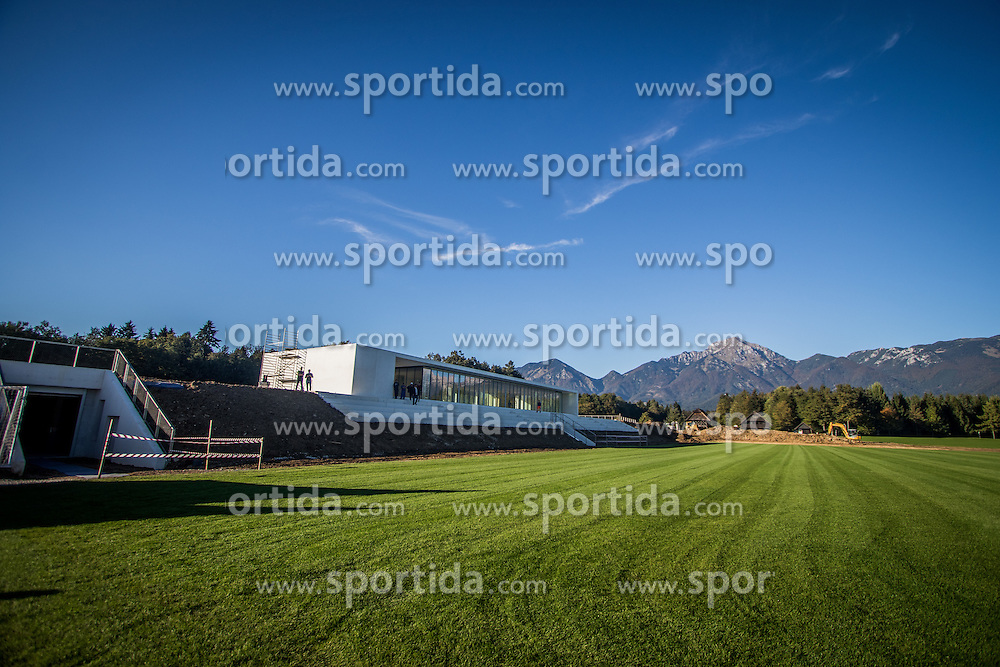 New football centre in Brdo, on October 5, 2015 in Kranj, Slovenia. Photo by Ziga Zupan / Sportida