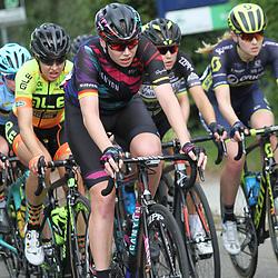 02-09-2017: Wielrennen: Boels Ladies Tour: Vaals: Mieke Kroger