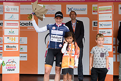 Roxane Knetemann (Rabo Liv) is awarded the most combative rider at the 119 km Stage 6 of the Boels Ladies Tour 2016 on 4th September 2016 from Bunde to Valkenburg, Netherlands. (Photo by Sean Robinson/Velofocus).