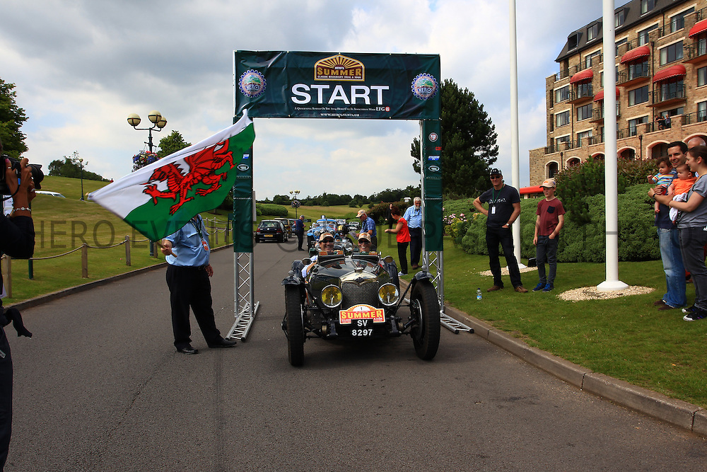 Date: Friday 20th to Sunday 22nd June 2014<br /> <br /> Location: South Wales - Organised by HERO Events Ltd - A qualifying round of the HERO Cup in association with EFG International<br /> <br /> Winners: Howard Warren/Iain Tullie, car 23, Porsche 911