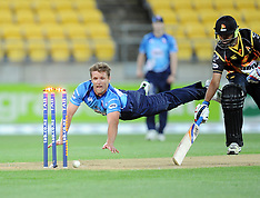Wellington-Cricket, Firebirds v Aces, T20, November 23
