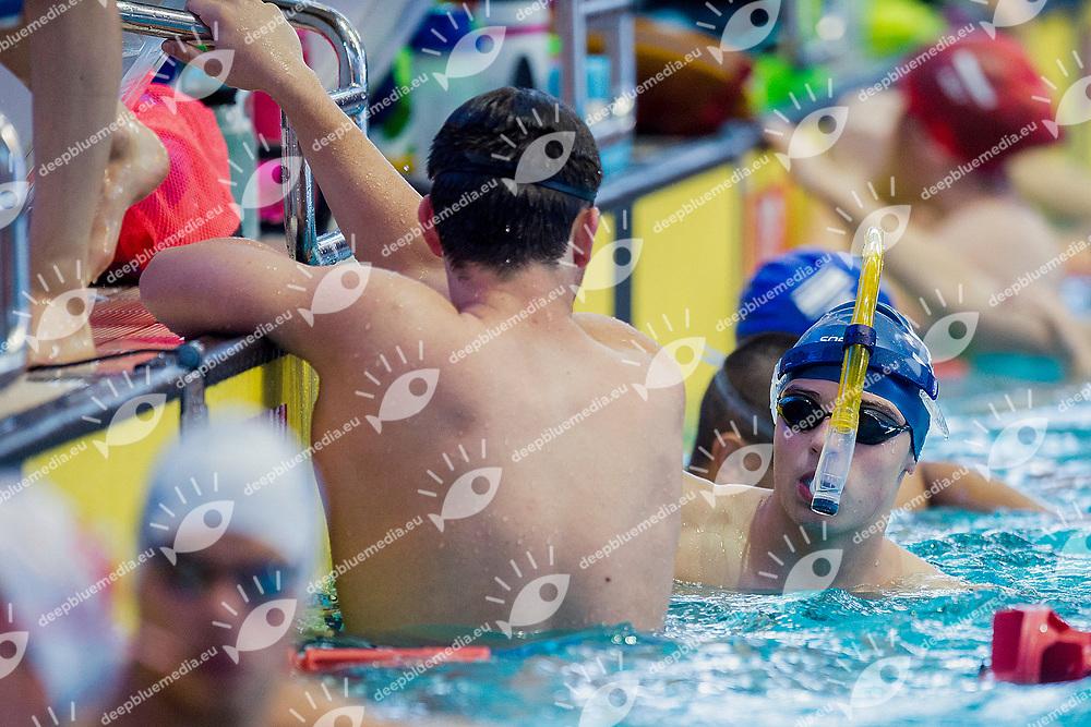 Team Israel ISR<br /> LEN 44th European Junior Swimming Championships<br /> Netanya, Israel <br /> Day00 27-06-2017<br /> Photo Andrea Masini/Deepbluemedia/Insidefoto