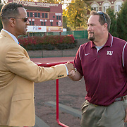 2014-10-17 Andre Reed Addresses Football Team (Cline)