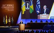 Fussball 64. FIFA Kongress in Sao Paulo 2014