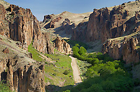 Succor Creek State Park in the Owyhee Uplands of SE Oregon