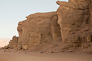 Israel, Negev, Timna Valley, Solomon's Pillars