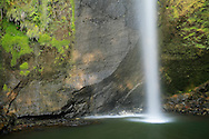 Las Musas Waterfall, near San Ramón, Costa Rica.<br />