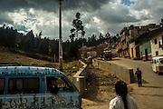 in Cajamarca, Peru, Thursday, October, 2015. (Bloomberg Photo/ Dado Galdieri)