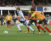 Craig Wighton - Dundee v Partick Thistle, SPFL Premiership at Dens Park<br /> <br />  - &copy; David Young - www.davidyoungphoto.co.uk - email: davidyoungphoto@gmail.com
