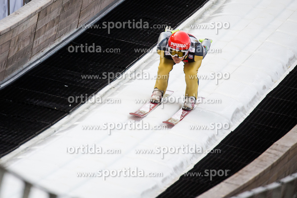 Antti Aalto (FIN) during the Ski Flying Hill Individual Competition on Day Two of FIS Ski Jumping World Cup Final 2017, on March 24, 2017 in Planica, Slovenia. Photo by Ziga Zupan / Sportida