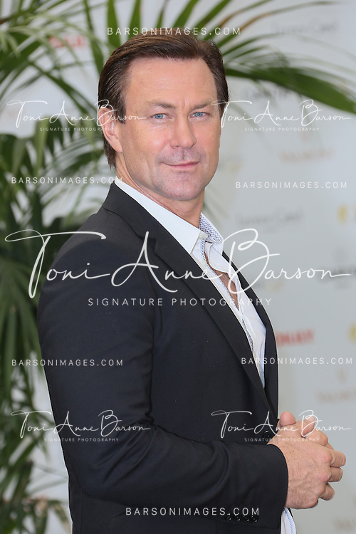 "MONTE-CARLO, MONACO - JUNE 09:  Grant Bowler attends ""Defiance"" photocall at the Grimaldi Forum on June 9, 2014 in Monte-Carlo, Monaco.  (Photo by Tony Barson/FilmMagic)"