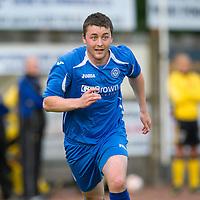 Tam Scobbie, St Johnstone FC..Season 2012-13<br /> Picture by Graeme Hart.<br /> Copyright Perthshire Picture Agency<br /> Tel: 01738 623350  Mobile: 07990 594431