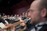 17668Ohio University Wind Ensemble Group Portrait & Candids Photos by Michael Rubenstein