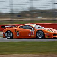 #81 Ferrari 458 Italia, 8 Star Motorsport (drivers: Peter, Aguas, Potolicchio)FIA WEC 2013 6h of Silverstone