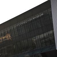 Porsche Museum Stuttgart February 2010