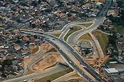 Belo Horizonte_MG, Brasil...Imagens aereas da avenida Antonio Carlos apos obras do projeto Linha Verde...Aerial view of Antonio Carlos avenue, this photo is after works Linha Verde project...FOTO: BRUNO MAGALHAES /  NITRO