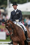 LOUGHAN GLEN ridden by Clark Montgomery at Bramham International Horse Trials 2016 at Bramham Park, Bramham, United Kingdom on 10 June 2016. Photo by Mark P Doherty.