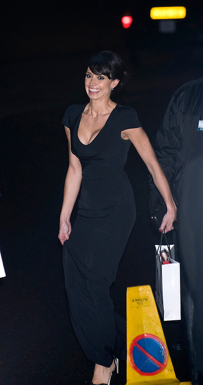19.DECEMBER.2011. LONDON<br /> <br /> CHRISTINE BLEAKLEY AT THE SUN MILITARY AWARDS 2011 AT THE IMPERIAL WAR MUSEUM IN LONDON<br /> <br /> BYLINE: EDBIMAGEARCHIVE.COM<br /> <br /> *THIS IMAGE IS STRICTLY FOR UK NEWSPAPERS AND MAGAZINES ONLY*<br /> *FOR WORLD WIDE SALES AND WEB USE PLEASE CONTACT EDBIMAGEARCHIVE - 0208 954 5968*