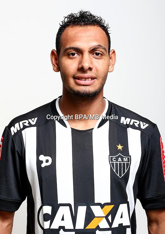 Brazilian Football League Serie A / <br /> ( Clube Atletico Mineiro ) - <br /> Joeliton Lima Santos &quot; Mansur &quot;