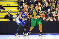 Edwin Jackson  - 29.11.2014 - Lyon Villeurbanne / Chalon Reims - 10e journee Pro A<br /> Photo : Jean Paul Thomas / Icon Sport