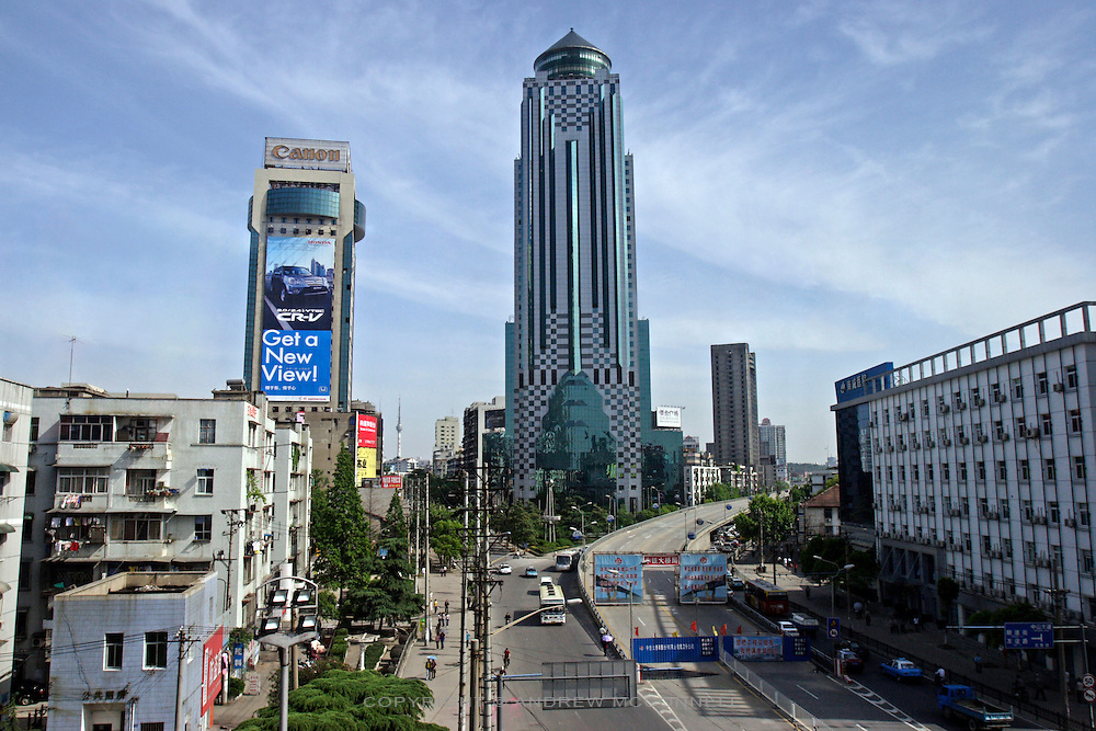 The city of Wuhan.