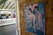 Gauguin Museum, Tahiti, French Polynesia<br />