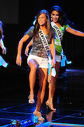 "November 22, 2009; Rancho Mirage, CA, USA; Miss Newport Beach Teen USA Katie Westerhout during the Miss California Teen USA 2010 Pageant at ""The Show"" at the Agua Caliente Resort & Spa. Mandatory Credit: Kyle Terada-Terada Photo"