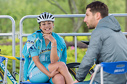 Arianna Fidanza (Astana Women's Team) - Tour of Chongming Island 2016 - Stage 3. A 99 km road race on Chongming Island, China on May 8th 2016.