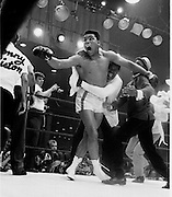 Feb 21, 2003; Miami Beach, USA; Miami Beach, Florida; USA; (It all started here) The then CASSIUS CLAY won the heavyweight title from Sonny Liston in February of 1964. Heavyweight boxing was never the same. CLAY became MUHAMMAD ALI and one of the greatest sportsman of all time. A made of TV movie is running weekly about his life.