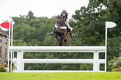 Griffiths Sam, (AUS), Happy Times<br /> Cross country<br /> Land Rover Burghley Horse Trials - Stamford 2015<br /> © Hippo Foto - Jon Stroud<br /> 05/09/15