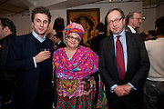 THOMAS VON STRAUBENZEE;; CAMILLA BATMANGHELIDJ ; ALEXANDER VON STRAUBENZEE;, The Volunteer, A fundraiser for a school project in Uganda. The Henry Von Straubenzee Memorial Fund, <br /> Few And Far, 242 Brompton Road, London SW3, 11 February 2010.