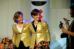 15-12-2008 ALGEMEEN: TOPSPORT GALA: AMSTERDAM<br /> Marit van Eupen en Kirsten van der Kolk<br /> ©2008-WWW.FOTOHOOGENDOORN.NL