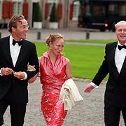 NLD/Apeldoorn/20070901 - Viering 40ste verjaardag Prins Willem Alexander, aankomst Jaime, Carlos, Margarita