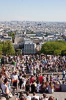 Paris France in May 2008