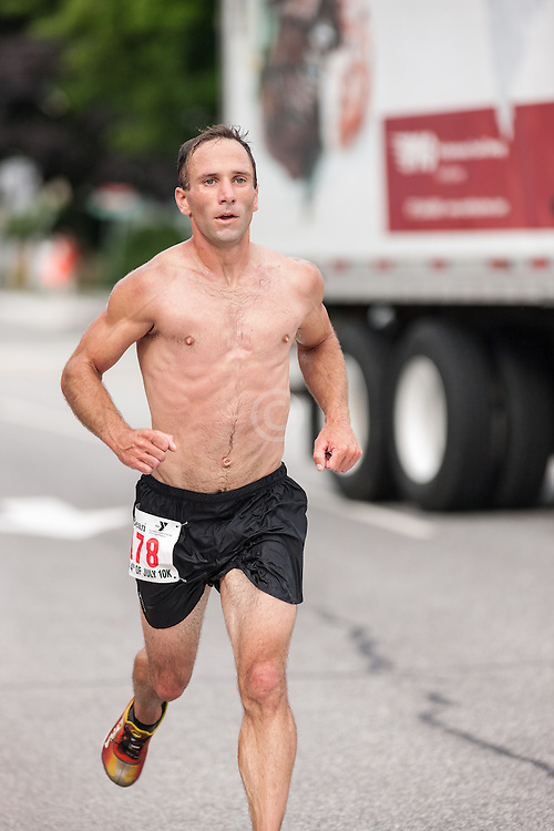 LL Bean Fourth of July 10K road race: John Beliveau