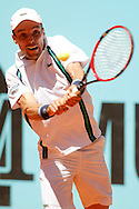 Roberto Bautista Agut during day two of the Madrid Open at Manzanares Park Tennis Centre, Madrid<br /> Picture by EXPA Pictures/Focus Images Ltd 07814482222<br /> 03/05/2016<br /> ***UK & IRELAND ONLY***<br /> EXPA-ESP-160503-0040.jpg